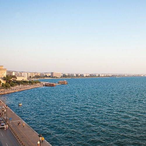The Greek gods' answer to luxury accommodation in Thessaloniki
